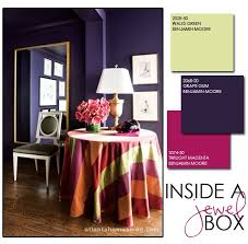 Benjamin Moore Deep Purple Colors 538 Best Color At Work Images On Pinterest Colors Home Decor