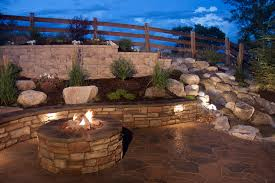 Retaining Wall Patio Images About Backyard Retaining Wall Patio With Walls For Yard