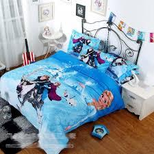 Frozen Bed Set New Arrival Frozen Bedding Quiltcover Pillow Bed Set Linen
