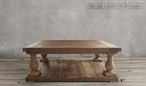 Balustrade Coffee Table White New Balustrade Coffee Table Diy Projects