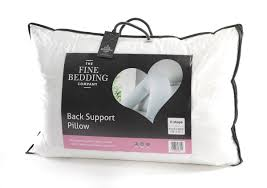 Back Support Cushion For Bed V Shaped Back Support Pillows The Fine Bedding Company