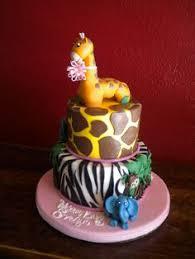safari baby shower cake cathy u0027s cake company pinterest