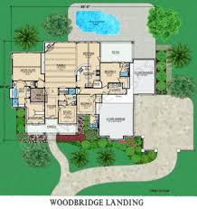 woodbridge landing residential house plans luxury plans