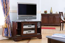 Tv Stand Desk by Cherry Wide Tv Stand Gola Furniture Uk