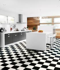 carrelage noir et blanc cuisine ordinary cuisine plan de travail noir 12 conseils d233co