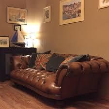 sofa tour gentlemansclub vintagestyle tetrad dfs my new sofas thank
