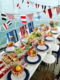 Nautical Party Theme - sailboat party theme nautical party theme now thats nautical