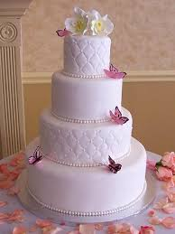 pink butterfly wedding cake no ordinary cake pinterest