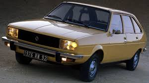 renault hatchback from the 1980s tangerine dream renault 20 ts petrolblog