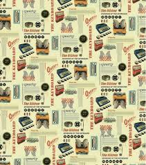 themed wrapping paper book dirt needful things literary wrapping paper