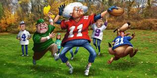 why does dallas play every thanksgiving the traditional thanksgiving family football game grandma is