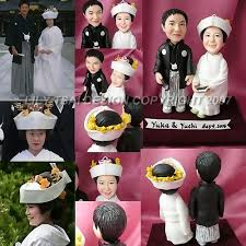 wedding gift japan japanese custom theme cake toppers japanese culture personalized
