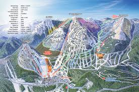 Utah Ski Resort Map by Top 10 Small Ski Resorts In North America For Powder Hounds
