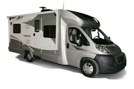 winnebago rolls out novel class c at hershey rv business