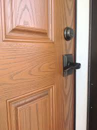 fiber glass door how to tame the countryside with a classic fiberglass door and