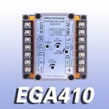 elbex ega400 series ega410