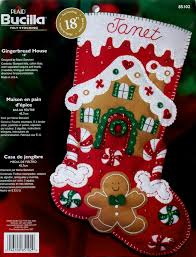 pin by colleen flather on bucilla crafts pinterest gingerbread