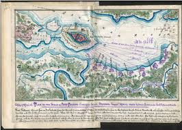 Map Of Savannah Ga Union Bombardment Of Fort Pulaski U201cthey Cannot Breach Your Walls