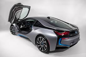 bmw i8 luggage one of a bmw i8 fetches 825k at auction bimmerfile