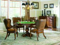 Dining Room Chairs With Arms And Casters Dining Room Chairs With Casters And Arms Alliancemv Within Casters