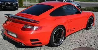 porsche ruf rt12 ruf the car spy