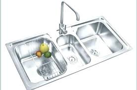 used 3 compartment stainless steel sink 3 compartment stainless steel sink traditional kitchen plans