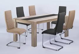Esszimmerstuhl Carmen Cavadore Tisch Nico Moderner Esstisch Mit Melaminplatte In