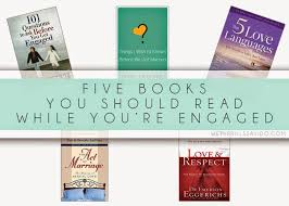 Seeking You Re Not Married Five Books To Read While You Re Engaged A Joyfully Mad Kitchen