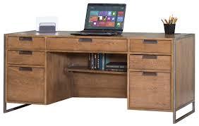 credenza computer desk office