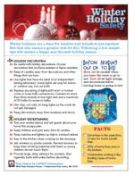 nfpa winter safety