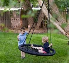 Backyard Cing Ideas For Adults Backyard Swing Plans Swing Ideas Diy Outdoor Swing Plans