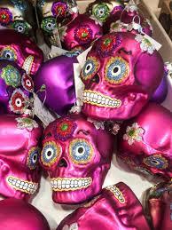 Dia De Los Muertos Home Decor Fall Color Inspiration Day Of The Dead Dia De Los Muertos