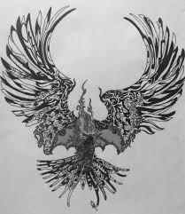 50 latest phoenix tattoos designs