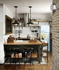 cuisine industrielle deco 1001 idées déco pour aménager une cuisine style industriel