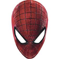 spider man face mask template