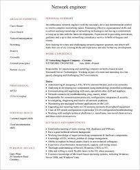 Junior Network Engineer Resume Sample by Cisco Network Engineer Sample Resume Resume Templates