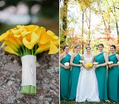 teal wedding a classic teal yellow hill manor wedding fab you bliss