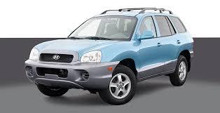 hyundai santa fe 2004 review amazon com 2004 hyundai santa fe reviews images and specs vehicles