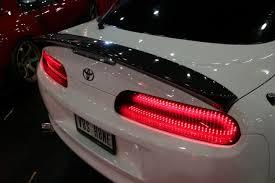 led lights for cars store ver 1 car shop glow toyota supra jza80 custom led tail lights
