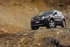 2011 jeep grand cherokee diesel on sale in australia photos 1 of 4