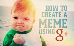 Create A Meme Using Your Own Picture - how to create a meme the easy way with google meme google and