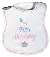 birthday bib r6003p my birthday bib raindrops baby