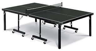 Folding Table Tennis Table The Best Ping Pong Table 2016