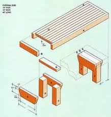 Deck Chair Plans Free by How To Build A Bench With Hidden Storage Extra Seating Decking