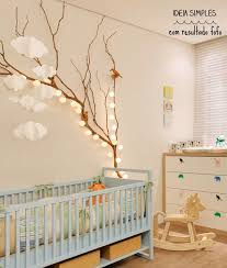 Diy Nursery Decor Tudo Vira Lustre No Mmpm Rj Diy Light Nursery And Babies