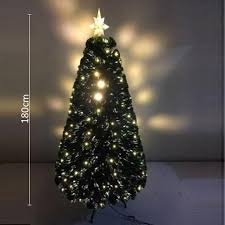 Christmas Tree With Optical Fiber Lights - fibre optic christmas trees christmas trees upto 70 off