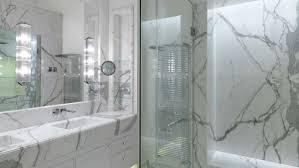 Statuario Marble Bathroom Master Bathroom Bigelli Marmi