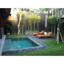 Deep Backyard Pool by Plunge Pool What It Is Is One Of The Coolest Amenities For Your
