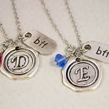 personalized birthstone necklaces shop best friend birthstone necklaces on wanelo