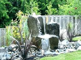 Rock Fountains For Garden Rock Fountains For Garden Hydraz Club